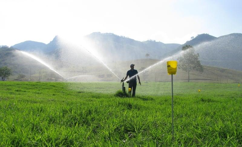 8 motivos para investir na irrigação de pastagens
